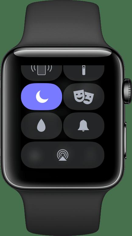Apple Watch Disturb