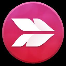 رمز تطبيق Skitch