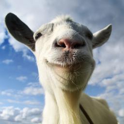 رمز تطبيق Goat Simulator