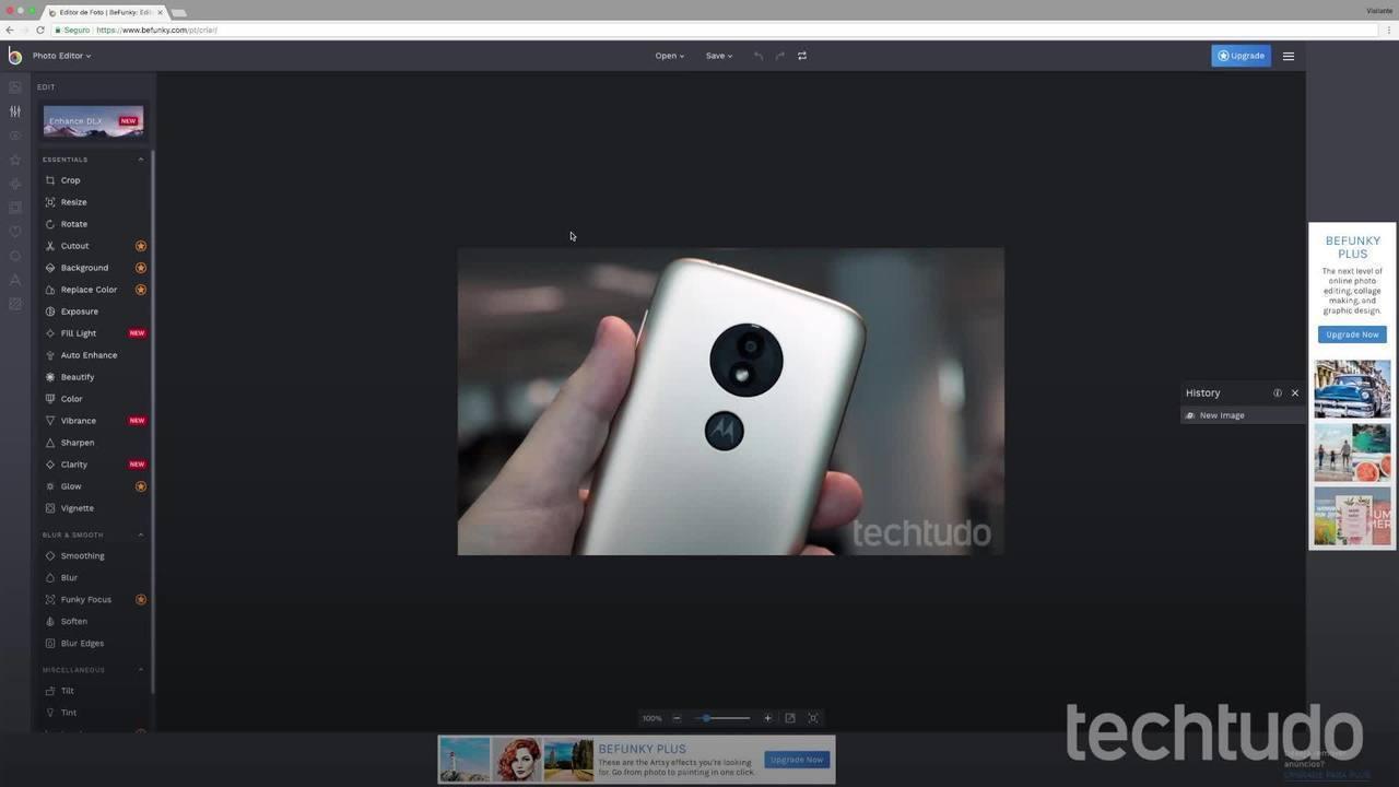 كيفية تحرير الصور على جهاز الكمبيوتر الخاص بك دون تنزيل أي شيء