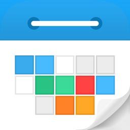 رمز تطبيق Calendario: الأجندة والمهام