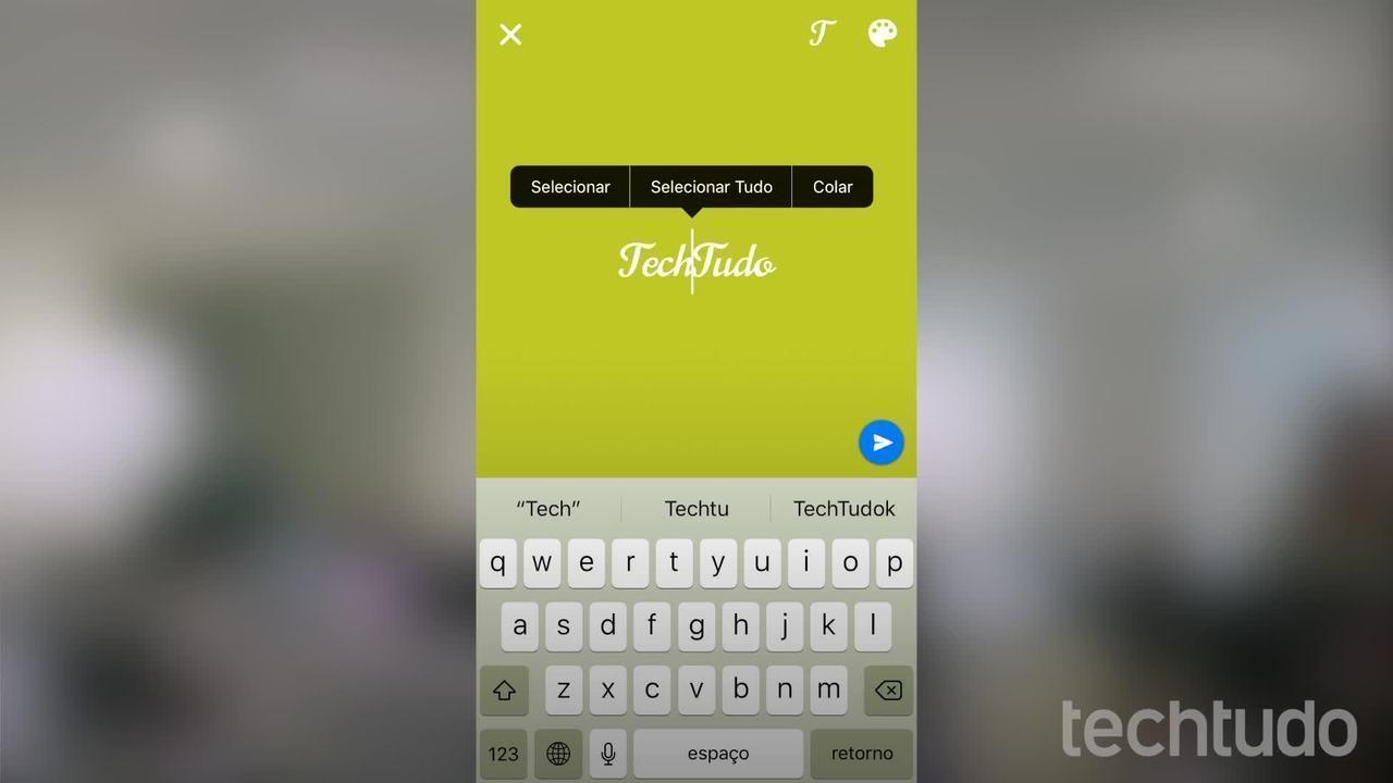 كيفية تغيير خط الحروف في WhatsApp Status