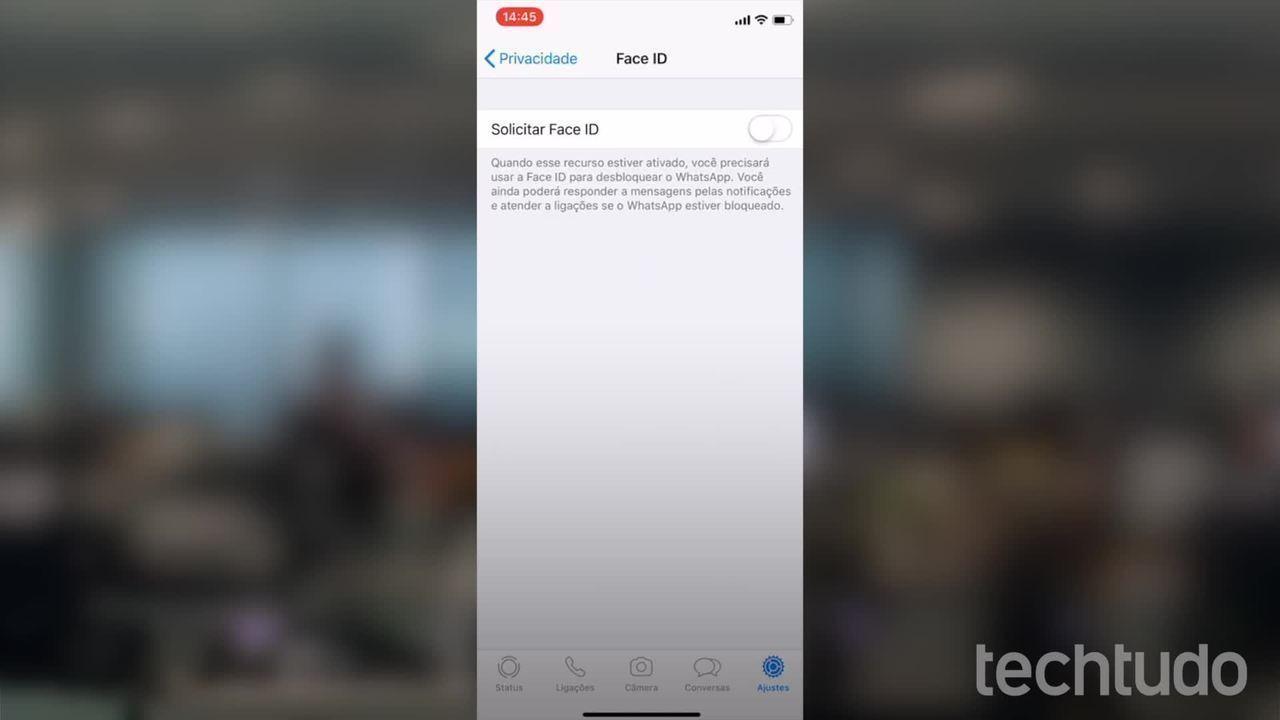 كيفية وضع الرقم / كلمة المرور على WhatsApp على iPhone