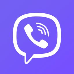 أيقونة تطبيق Viber Messenger