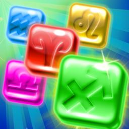 Rune Gems - أيقونة التطبيق الفاخرة