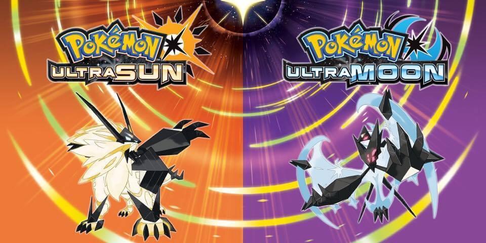 Pokémon Ultra Sun & Ultra Moon para Nintendo 3DS e Pokkén Tournament para Switch são anunciados