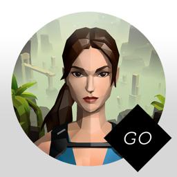 أيقونة تطبيق Lara Croft GO