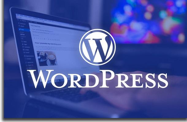 إنشاء مدونة وورد من الصفر