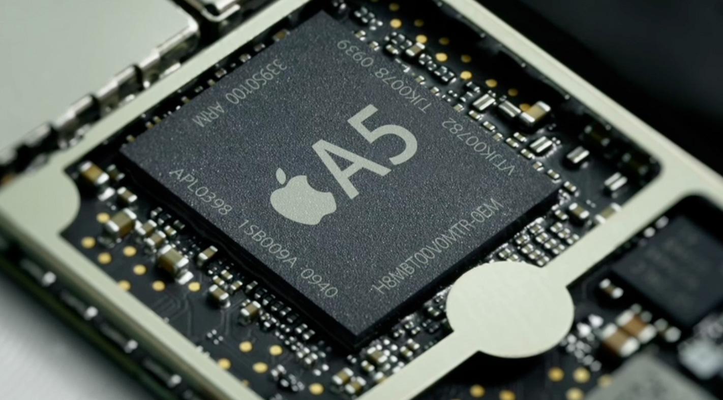 معالج Apple A5