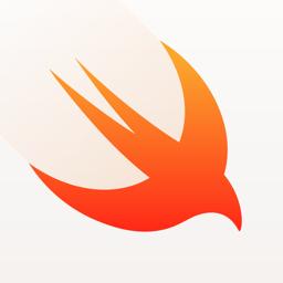 رمز تطبيق Swift Playgrounds