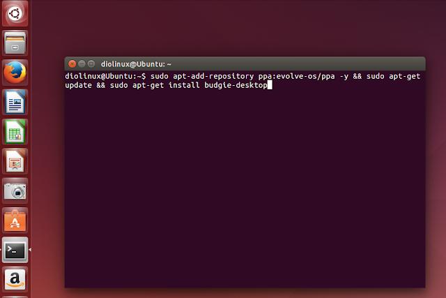 كيفية تثبيت Budgie Desktop على Ubuntu 14.04 و 15.10 و 16.04