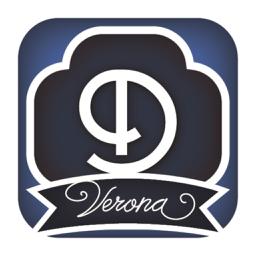 المخبر: أيقونة تطبيق فيرونا