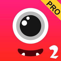 Epica 2 Pro - أيقونة تطبيق الكاميرا الوحش