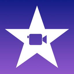 أيقونة تطبيق IMovie