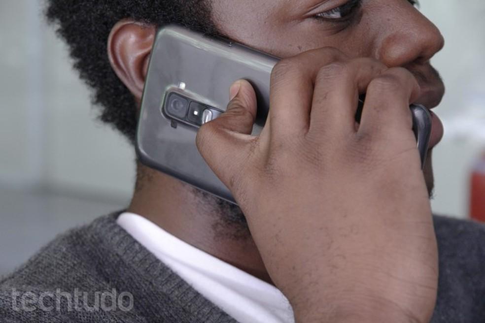 تطبيقات تسجيل المكالمات على Android و iPhone (iOS) الصورة: Luciana Maline / TechTudo