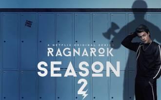 راجناروك إعلان الموسم 2 راية. المصدر: seewhatsnext (Twitter)