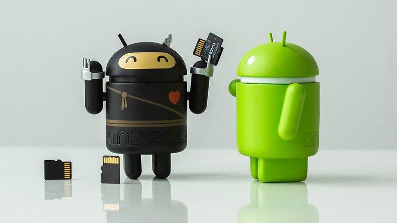androidpit بطاقة sd 2