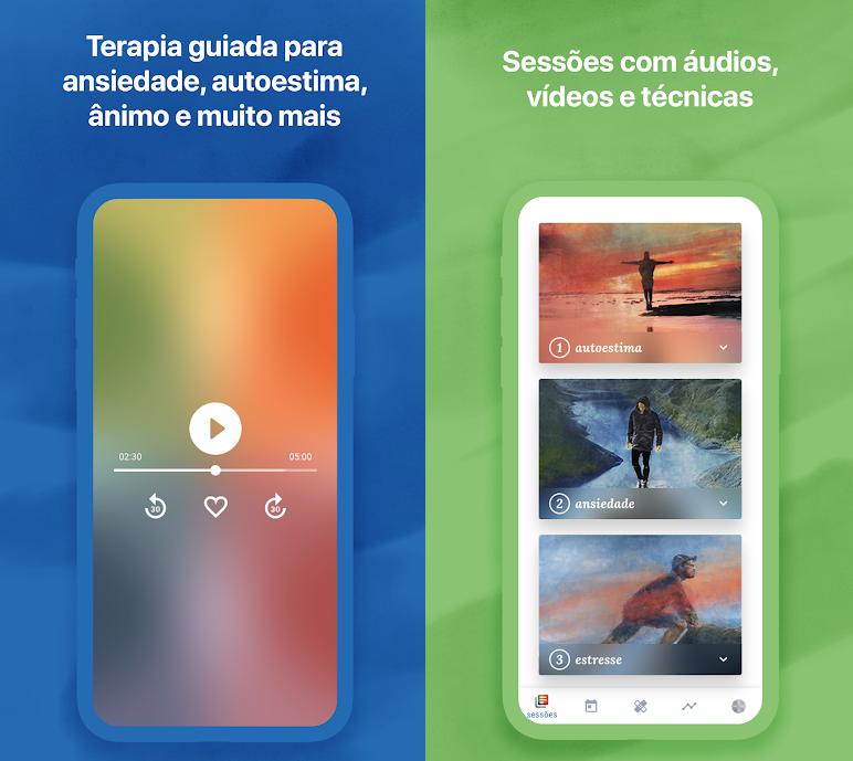 شاشتان تظهران الصوت والفيديو في Cingulo.