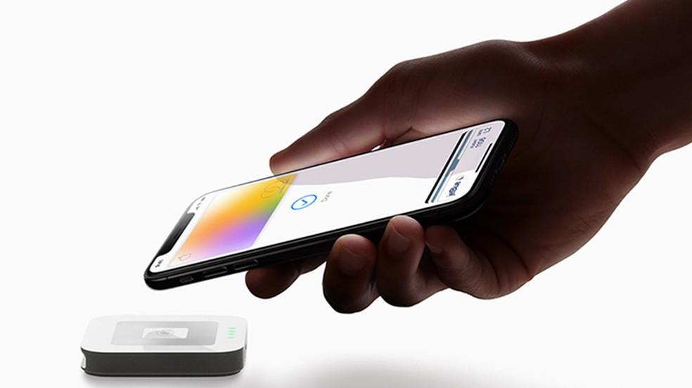 بطاقة Apple Card الرقمية مجانًا من Apple Photo: Divulgao / Apple