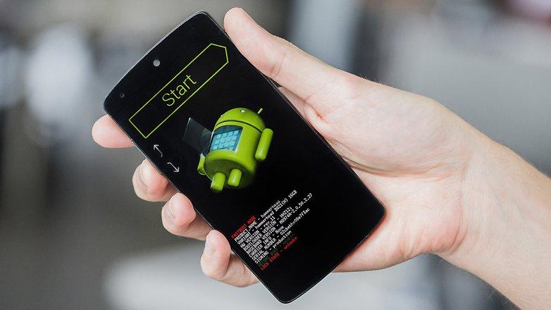 androidpit نيكزس 5 بووتلوأدر 2
