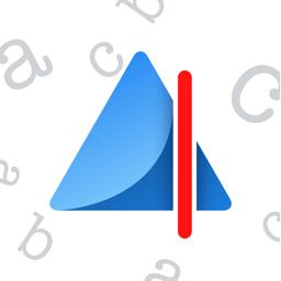 Prizmo Go أيقونة التطبيق ›Text Grabber