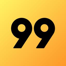 رمز التطبيق 99 - سيارة خاصة وسيارة أجرة