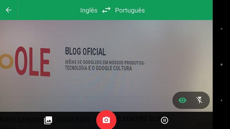 ترجمة جوجل كاميرا الترجمة
