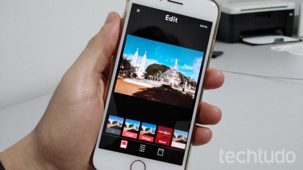 تعرف على كيفية استخدام تطبيق Tezza لتعديل الصور على هاتفك Photo: Reproduo / Helito Beggiora