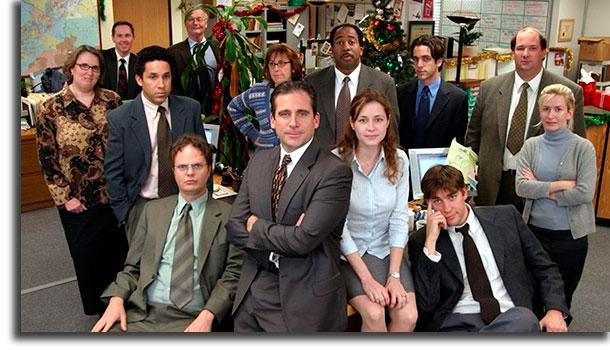 سلسلة Office لمشاهدتها مع العائلة