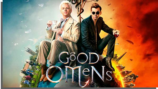 سلسلة Omens جيدة لمشاهدتها مع العائلة