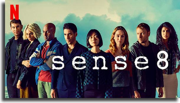 أفضل سلسلة Sense8 على الإطلاق