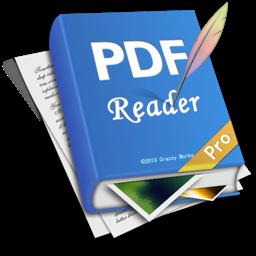 رمز تطبيق PDF Reader Pro