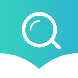 رمز تطبيق EBook Search Pro