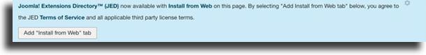 تثبيت الملحقات كيفية إنشاء موقع على شبكة الإنترنت مع جملة