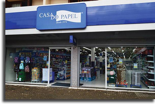 كازا دو بابيل حيث لشراء اللوازم المكتبية الرخيصة