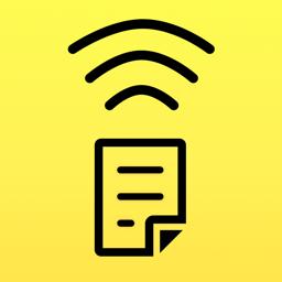رمز تطبيق Air Scanner: كاميرا المستندات اللاسلكية عالية الدقة عن بُعد