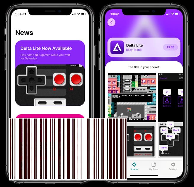 AltStore هو إصدار بديل من App Store لا يتطلب jailbreak - MacMagazine.com