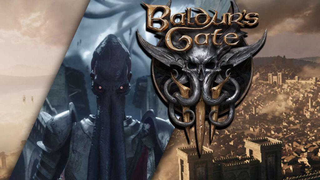 Baldurs Gate 3 لديها لعبة كشفت و تبدو مذهلة!