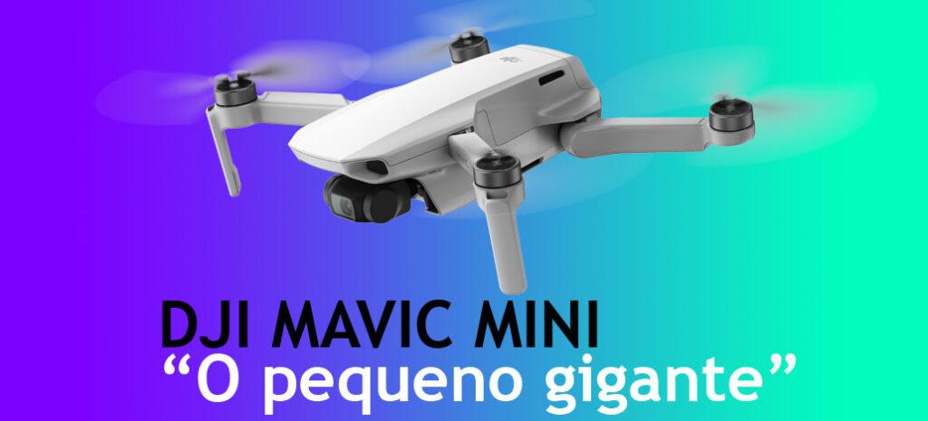 DJI Mavic Mini - انطباعاتنا مع هذه الطائرة بدون طيار الكبيرة الصغيرة التي لا تصدق