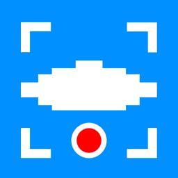 رمز التطبيق كاميرا فيديو UFO