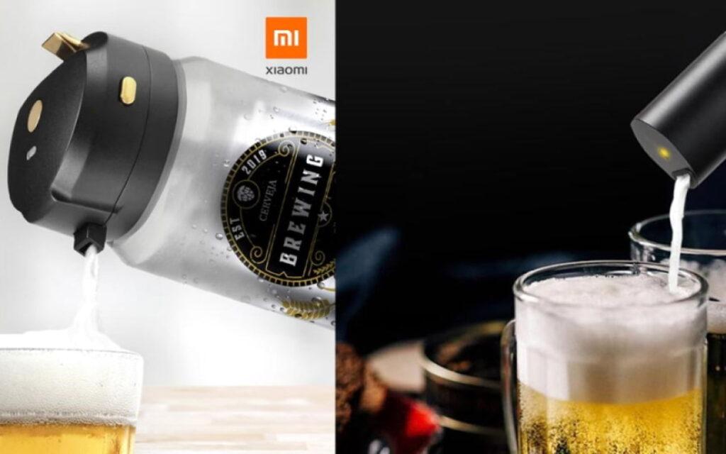 Xiaomi لانا في البرازيل لها برودة البيرة المحمولة! انها تتحول البيرة المعلبة والزجاجة في البيرة